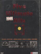 Ultimate Hits Ghajini/Rock On/jodhaa Akbar/Singh is Kinng/ Welcome [5 Dvds set]