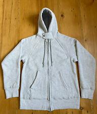 Engineered Garments Workaday Raglan Zip Hoody (Grey) Size Large