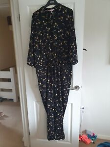 Joules All In One Jumpsuit Ladies Size 16