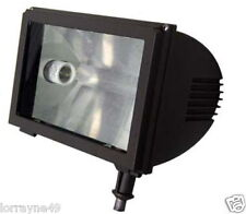 Hubbell DFS2- NO ballast  Floodlight bronze good for LED lamps medium socket
