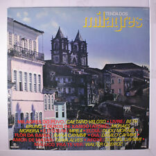 CAETANO VELOSO, BETH BRUNO, MORAES MOREI: Tenda Dos Milagres LP (Brazil, 1985,