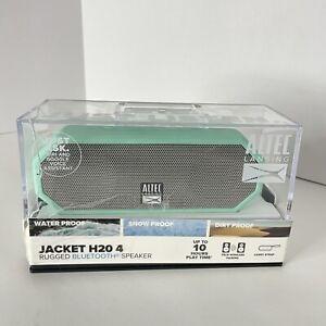 Altec Lansing Jacket H20 4 Green Portable Bluetooth Speaker - Packaging Damage