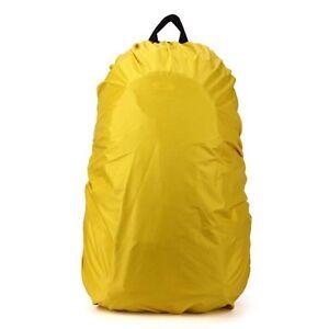 35L-80LOutdoor Foldable Dust Rain Cover Backpack Rucksack Resist Water Proof Bag