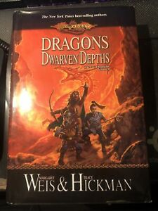 DragonLance : The Lost Chronicles: Dragons of the Dwarven Depths by Tracy...