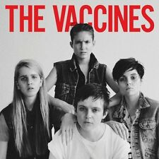 "THE VACCINES COME OF AGE 2CD DELUXE EDITION with 3 BONUS TRACKS ""LIVE"" CD"