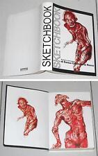 SKETCHBOOK di Enrico COLOMBOTTO ROSSO ed limitata numerata 2010