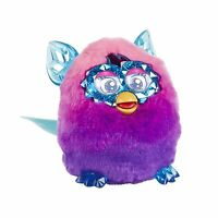 Furby Boom Crystal Series Pink Purple Electronic Talking Pet Ages 6+ New Toy