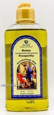 Prosperity Henna Anointing oil Jerusalem Biblical Holy Land Israel 250ml 8.5oz