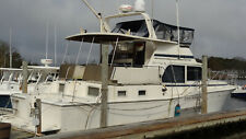 New Listing1985 Chris Craft Catalina 48' Flybridge Cabin Cruiser - Twin Caterpillar Diesels