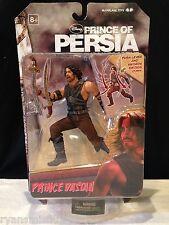 """Disney Prince Of Persia (WARRIOR) Dastan 6"""" Deluxe Action Figure McFarlane"""