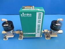 MKS M100B25152CR1BV MFC Mass Flow Controller 500 SCCM Gas Si(CH3)4 w/ Valves