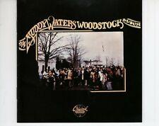 CD MUDDY WATERSWoodstock album1995 EX (A4032)