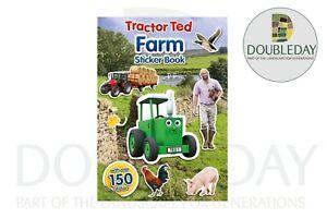 Tractor Ted Children's Sticker Book Farm - BKSTICKFM