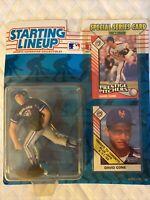 1993 Starting Lineup SLU MLB David Cone Toronto Blue Jays Vintage Baseball Toy