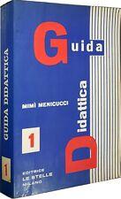 GUIDA DIDATTICA Menicucci 1° LE STELLE 1975