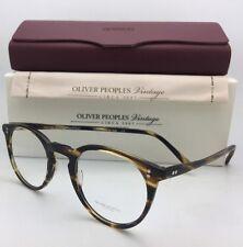 OLIVER PEOPLES VINTAGE Eyeglasses O'MALLEY OV 5183 1003 45-22 Cocobolo Tortoise