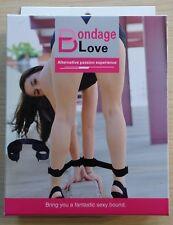 Bondage Love Ankle And Wrist Restraint Cuffs Binding
