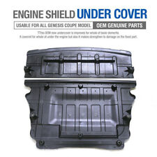 OEM Engine Shield Radiator Support Under Cover for HYUNDAI 2009-17 Genesis Coupe