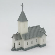 Outland Models Railway Scenery Country Church 1:160 N Scale