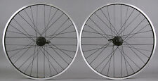 "Sun Rhyno Lite 26"" Mountain Bike Wheelset Shimano Deore Disc Hubs & rim Brake"