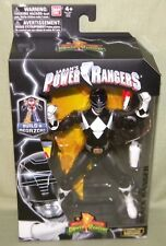"BLACK RANGER Saban's Mighty Morphin Power Legacy 6"" BUILD-A-MEGAZORD 2016"