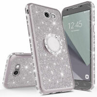Bling Luxury Glitter Diamond Stand Phone Case Cover For Samsung Galaxy S7 8 9