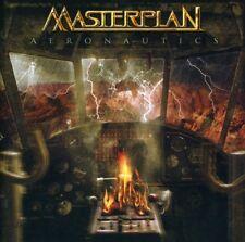 Masterplan - Aeronautics [CD]