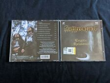 Suffercation ‎– Cryptic Existence rare death metal Gorement Excruciate