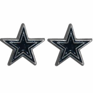 Dallas Cowboys Stud Post Earrings