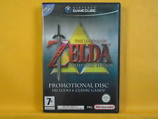 gamecube *ZELDA Collectors Edition* Legend Of Collector's Nintendo PAL wii