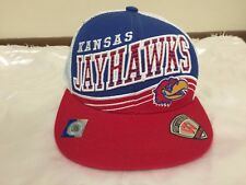 the best attitude e7638 df5a8 Kansas Jayhawks NCAA Adjustable League Snap Back Hat Cap Top of The World