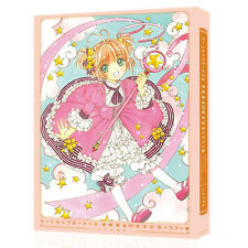 Card Captor Sakura 20th Anniversary Picture Art Book Painting Collection Cosplay
