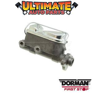 Dorman: M39809 - Brake Master Cylinder