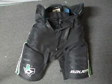 Used Bauer Supreme One95 Pro Stock Dallas Stars Hockey Pants Game Used Large