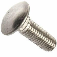 Hot Dip Galvanized 50 3//8x4-1//2 Carriage Bolts