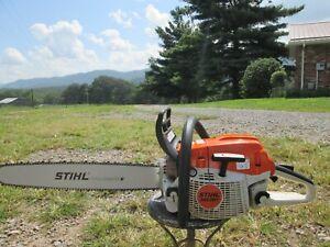 Stihl MS261 chainsaw 026 ms260