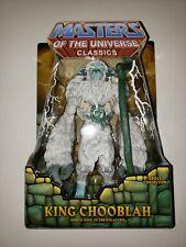 Masters of the Universe Classics KING CHOOBLAH of the Kulataks Figure MOTU CHF01