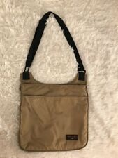 Vintage Polo Sport Ralph Lauren Khaki  Backpack School Bag Messenger Laptop 90s