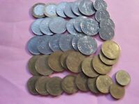 QUALITY JOB LOT OF 40 COINS OF FRANCE  [#469]    ALL HIGH GRADE COINS