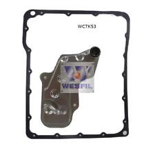 WESFIL Nissan PATHFINDER 88-92' RE4R01A WNYD21(4WD)–4CYL/2.4 TRANSMISSION FILTER