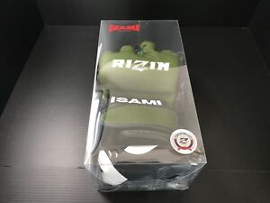 ISAMI RIZIN official match MMA gloves L Made in JAPAN BELLATOR Fast shipping JPN