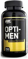 Optimum Nutrition Opti-Men Daily 4-Blend Multivitamins Optimen 150 Tablets