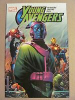 Young Avengers #4 Marvel Comics 2005 Series 9.6 Near Mint+