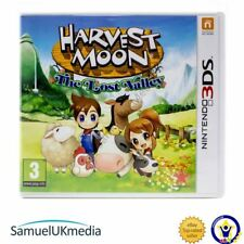 Harvest Moon: The Lost Valley (Nintendo 3DS/2DS) **GREAT CONDITION**