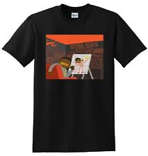 KODAK BLACK T SHIRT painting pictures vinyl cd cover SMALL MEDIUM LARGE or XL