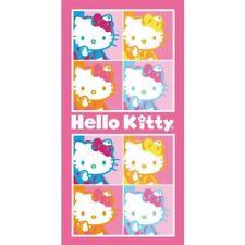 serviette de bain/drap de plage/piscine * hello kitty POP ART * NEUF * 75x150cm