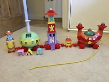 Gran Ninky Nonk Train Set en The Night Garden completa Sonidos Y Luces