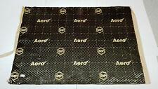 Materiale smorzante e antivibrazionale stp gold aero