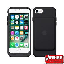 NEW Original Genuine Apple iPhone 7 Smart Battery Charging Case Cover Black