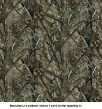 TrueTimber HTC Fall Oak Tree Hunting Conceal Camouflage 100% cotton fabric BTQY